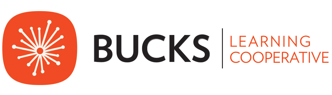 bucks learning cooperative logo