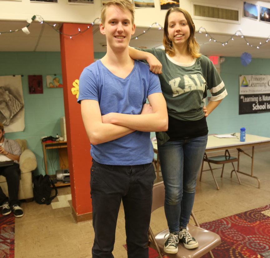 Applying as homeschoolers, PLC members Konstantin and Sara were both accepted to their first-choice college.